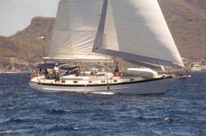Used Cabo Rico 45 Cruiser Sailboat For Sale