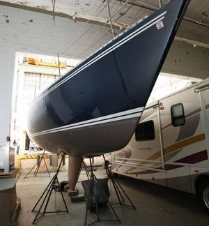 Used Wauquiez Pretorien 35 Cruiser Sailboat For Sale