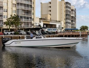 Used Donzi 35 Open Center Console Fishing Boat For Sale