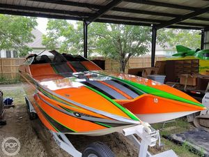 Used American Offshore 3100 High Performance Boat For Sale