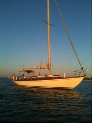 Used Cheoy Lee Rhodes Reliant Cruiser Sailboat For Sale