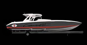 Used Cigarette 4100sd Center Console Fishing Boat For Sale