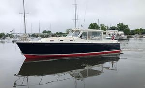 Used Mjm 40Z Downeast Express Cruiser Boat For Sale
