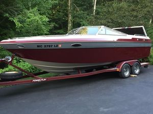 Used Power Play 23 Conquest Cuddy Cabin Boat For Sale