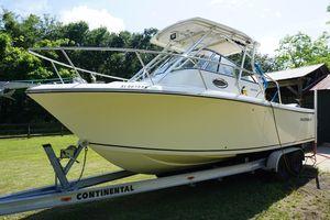 Used Sailfish 2660 WAC Cuddy Cabin Boat For Sale