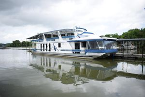 Used Houseboat 16 X 84 House Boat For Sale