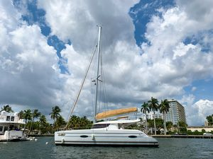 Used Fountaine Pajot Lipari 41 Owners Version Cruiser Sailboat For Sale