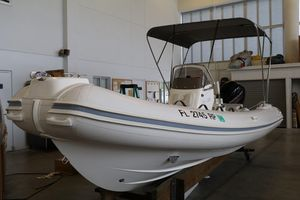 Used Nuova Jolly NJ 630 GT Center Console Fishing Boat For Sale