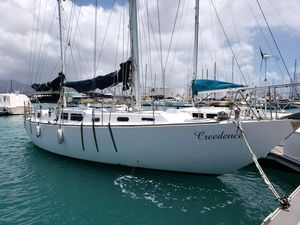 Used Bruce Roberts Mauritius Custom Ketch Sailboat For Sale