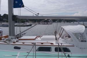 Used Hinckley SW42 Stoway Sloop Cruiser Sailboat For Sale