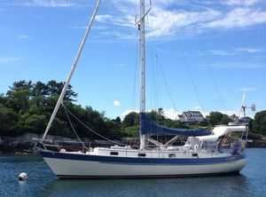 Used Valiant Cutter Sailboat For Sale