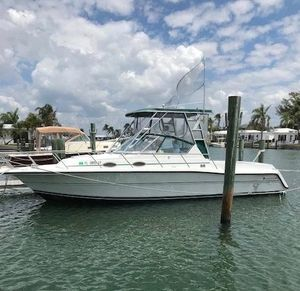 Used Stamas 310 Express Cruiser Boat For Sale