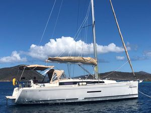 Used Dufour 380 Grand Large Sloop Sailboat For Sale