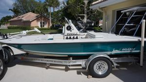 Used Release 17 Center Console Fishing Boat For Sale