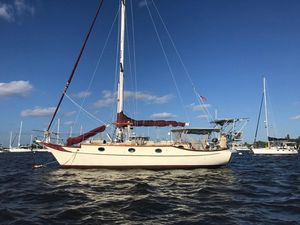 Used Csy 37B Cruiser Sailboat For Sale