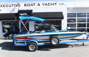 Used Stratos 189 Fish & Ski Bowrider High Performance Boat For Sale