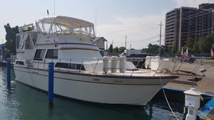 Used Marinette 41 Marquis Aft Cabin Boat For Sale