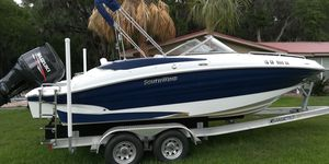 Used Southwind 2200 SD Cruiser Boat For Sale