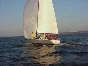 Used Farr 395 Racer and Cruiser Sailboat For Sale