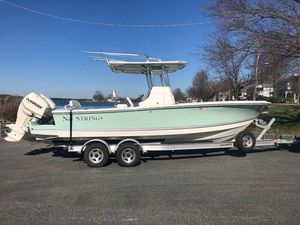 Used Silverhawk 2700 CC Center Console Fishing Boat For Sale