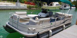 Used Tracker Regency 22 Party Barge Pontoon Boat For Sale