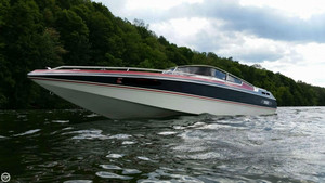 Used Seebold Eagle 25 High Performance Boat For Sale