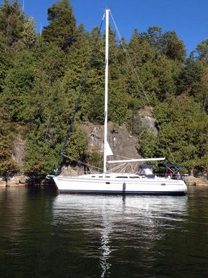 Used Catalina 400 MKII Sloop Sailboat For Sale