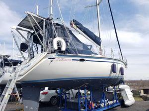 Used Hunter 37 Legend Cruiser Sailboat For Sale