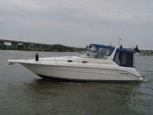 Used Sea Ray Sundancer 300 Express Cruiser Boat For Sale