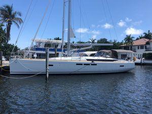 Used Jeanneau Sun Odyssey 509 Cruiser Sailboat For Sale