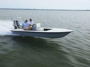 New Maverick Boat Co. 18 Hpx-v Saltwater Fishing Boat For Sale