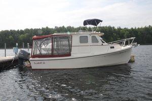 Used Rosborough Sea Skiff 22 Cuddy Cabin Boat For Sale