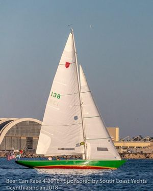 Used Chris-Craft Shields 30 Sloop Sailboat For Sale