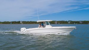 Used Boston Whaler 330 Outrage Sports Fishing Boat For Sale