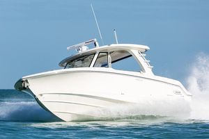 New Boston Whaler 350ex Sports Fishing Boat For Sale