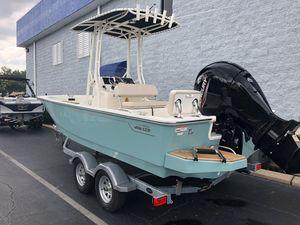 New Boston Whaler 190 Montauk Freshwater Fishing Boat For Sale