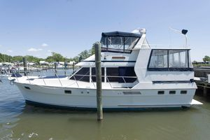 Used Golden Star 42 Sundeck Aft Cabin MY Motor Yacht For Sale