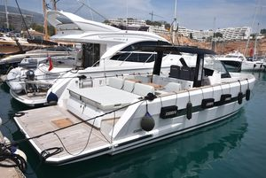 Used Fjord 42 Open Motor Yacht For Sale