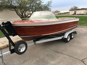 Used Classic Streblow Antique and Classic Boat For Sale
