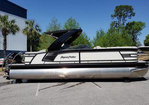 Used Aqua Patio 259 RLW Pontoon Boat For Sale