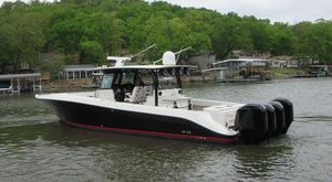 Used Hydra-Sports 42 Custom Center Console Fishing Boat For Sale