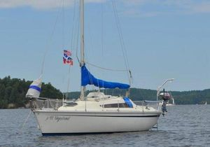 Used Jouet 760 Daysailer Sailboat For Sale