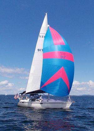 Used Hunter 37.5 Legend Cruiser Sailboat For Sale