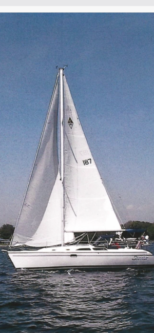 Used Catalina CTY Motorsailer Sailboat For Sale