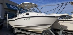 Used Boston Whaler 235 Conquest Center Console Fishing Boat For Sale