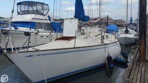 Used Sparkman & Stephens Yankee Yachts 38 Cutter Sailboat For Sale
