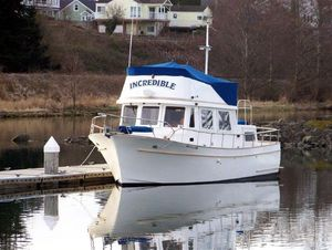 Used Trawler North Sea Trawler / CHB Trawler Boat For Sale