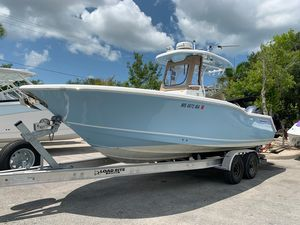 Used Tidewater 250 Center Console Center Console Fishing Boat For Sale