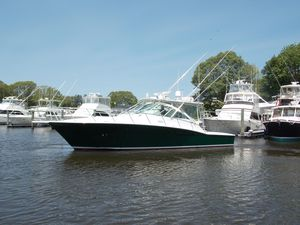 Used Cabo 40 Express W/seakeeper Gyro Sports Fishing Boat For Sale