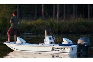Used Carolina Skiff 17 JV CC Commercial Boat For Sale